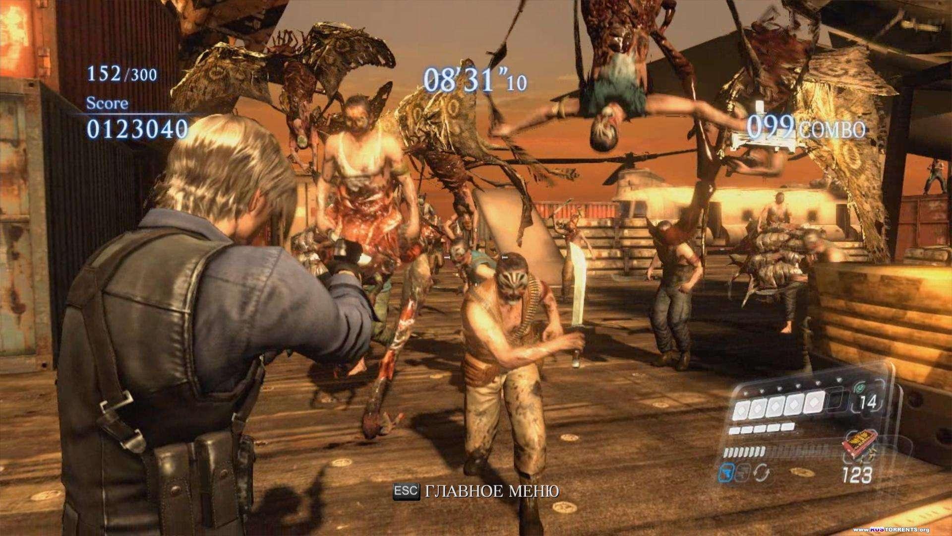 Resident Evil 6 | Benchmark