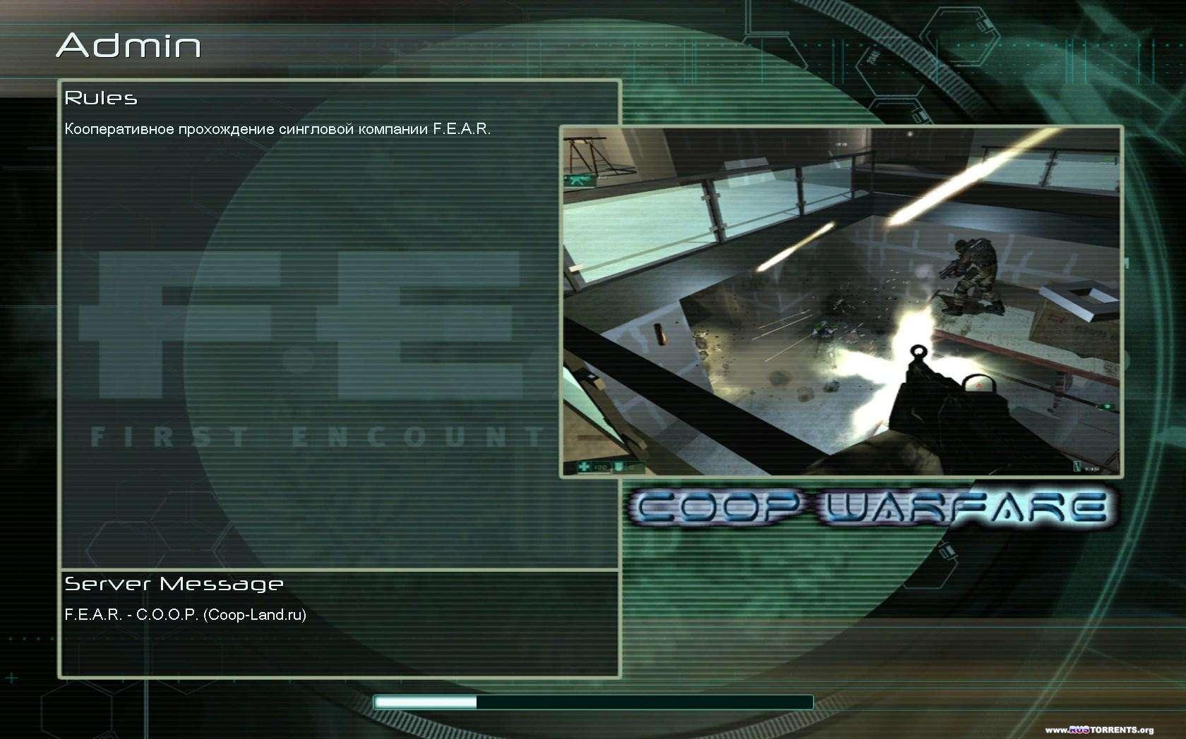 F.E.A.R. COOP | РС | Repack от Coop-Land