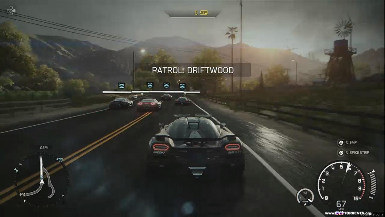 Need For Speed: Rivals | PC | RePack �� R.G. UPG