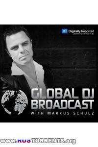 Markus Schulz presents - Global DJ Broadcast - guest Lange