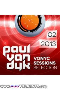 Рaul van Dyk - VONYC Sessions Selection 2013-02