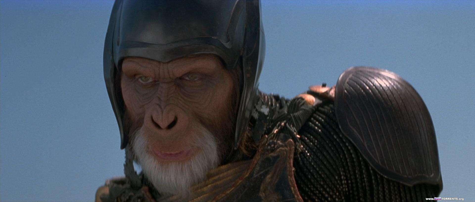 Планета обезьян | BDRip 1080p