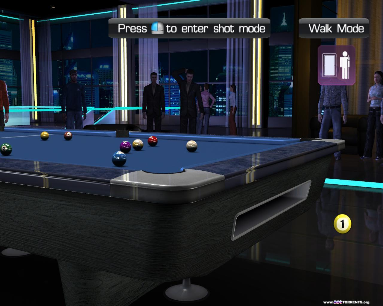 WSC Real 09: World Snooker Championship | PC | RePack by Ultra