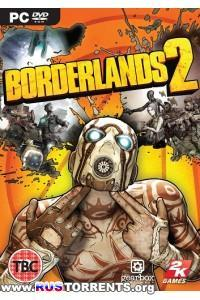 Borderlands 2 [v 1.8.0 + 35 DLC] | PC | Repack от R.G. Revenants
