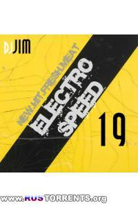 DJ JIM - ELECTRO SPEED 19