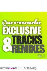 VA - Armada Exclusive Tracks & Remixes Vol. 1