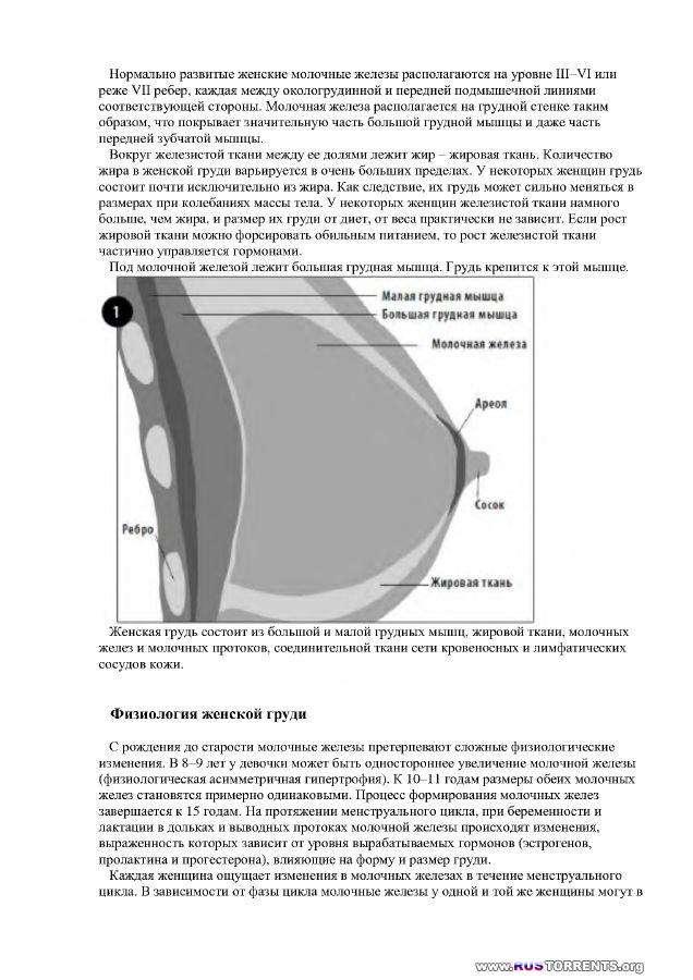 Екатерина Смирнова - Упражнения для увеличения груди