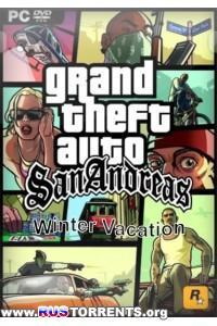 Grand Theft Auto: San Andreas - Winter Vacation | PC