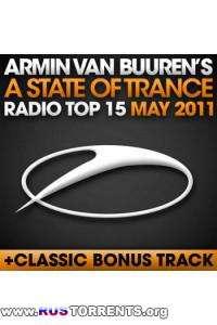 VA - A State Of Trance Radio Top 15 May