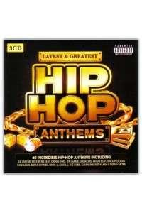 VA - Latest And Greatest Hip Hop Anthems (3 CD) | MP3