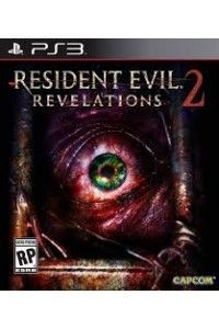 Resident Evil: Revelations 2 - Episode 1-4 + DLC | PS3 | RePack