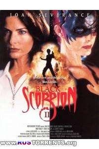 Черный скорпион 2: В эпицентре взрыва | DVDRip