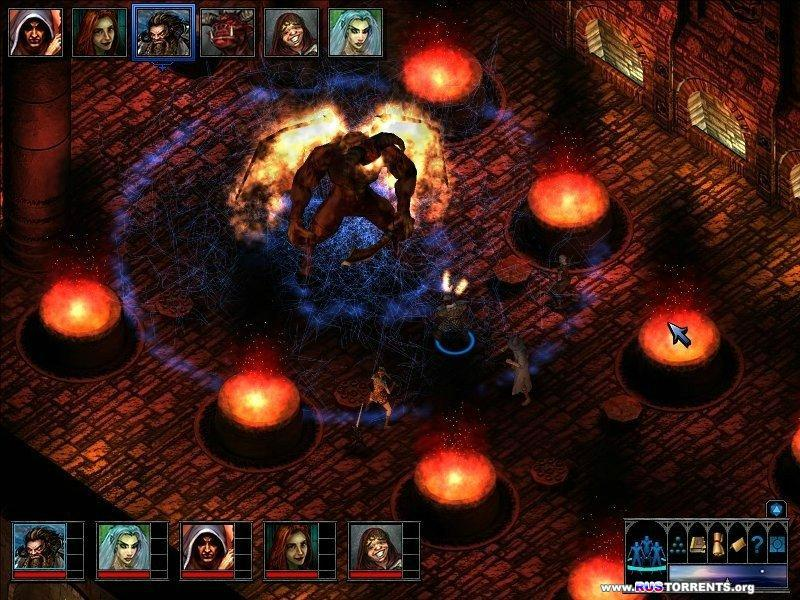 The Temple of Elemental Evil | PC | RePack от R.G. Catalyst