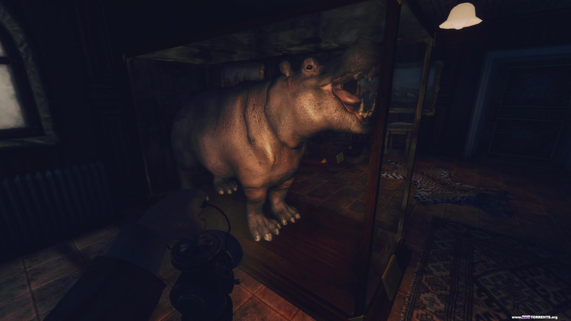 Amnesia: A Machine for Pigs | PC | RePack от R.G. Механики