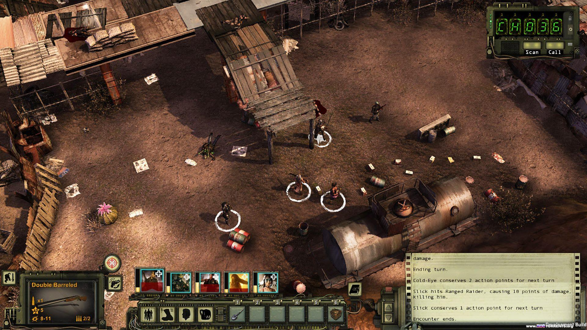 Wasteland 2: Ranger Edition [Update 5] | PC | Steam-Rip от R.G. Игроманы