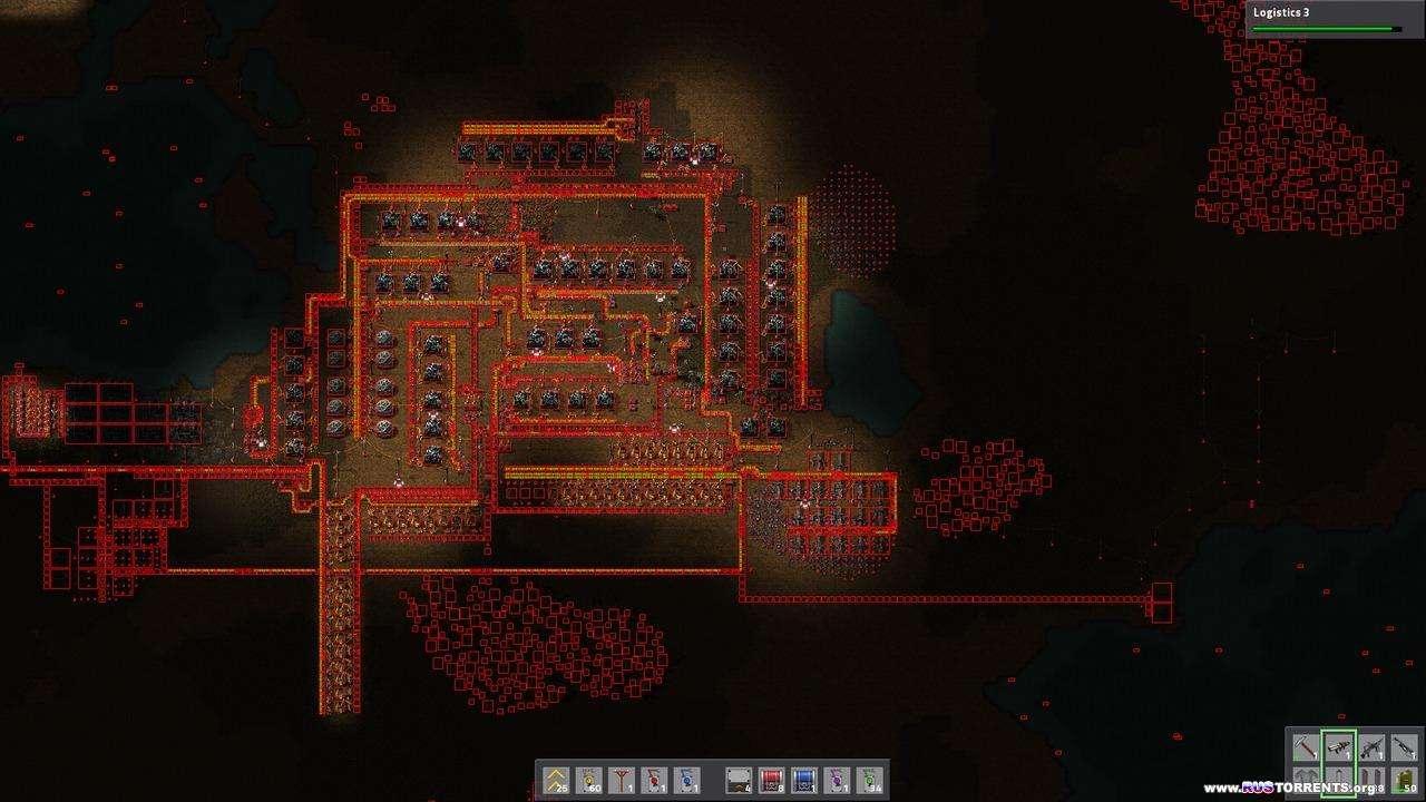 Factorio [v 0.14.17] | PC | Лицензия