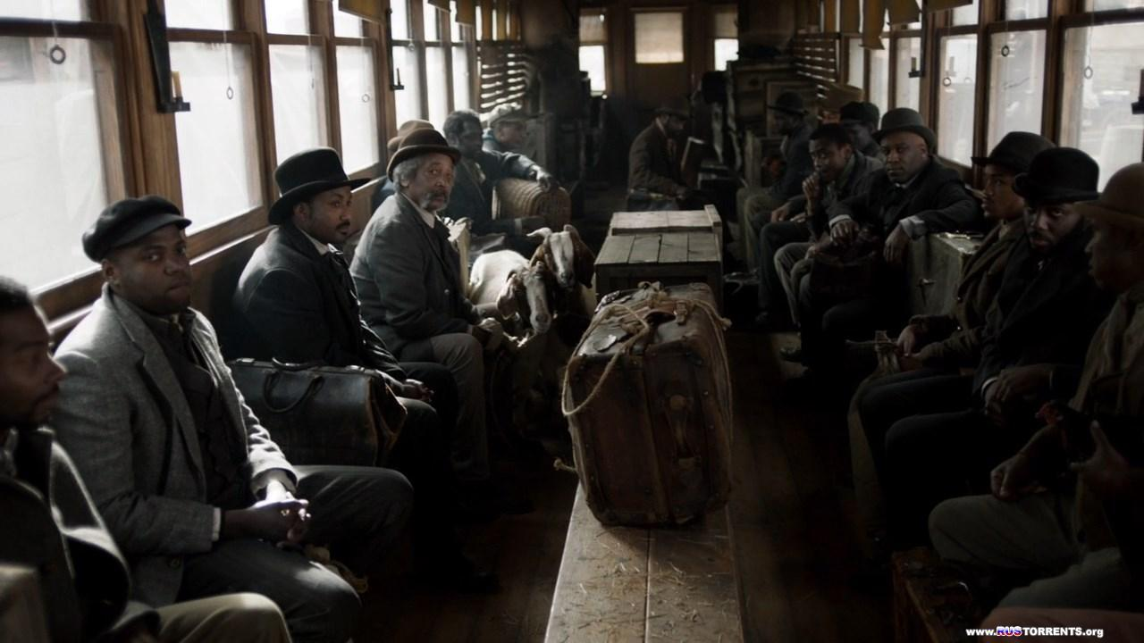 Ад на колёсах [03 сезон: 01-10 серии из 10] | WEB-DL 720p | Lostfilm, Кубик в Кубе