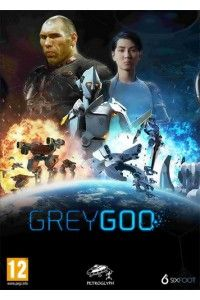 Grey Goo - Definitive Edition | PC | Лицензия