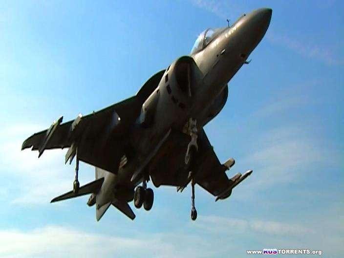 Экстремальные машины. Военные самолеты | DVDRip