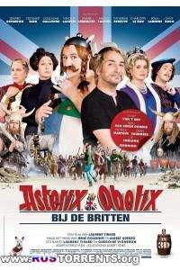 Астерикс и Обеликс в Британии | BDRip 720p | Лицензия
