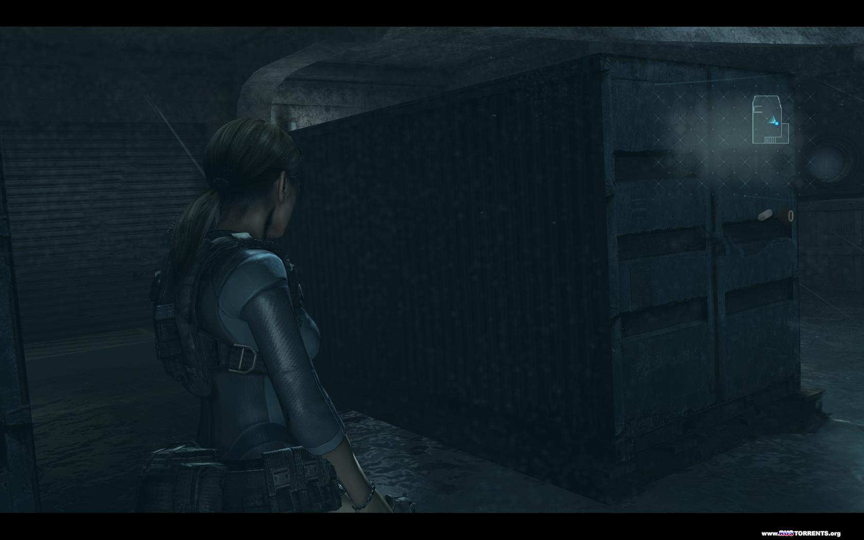 Resident Evil Revelations (Capcom) (RUS|ENG) [RePack] by Rick Deckard