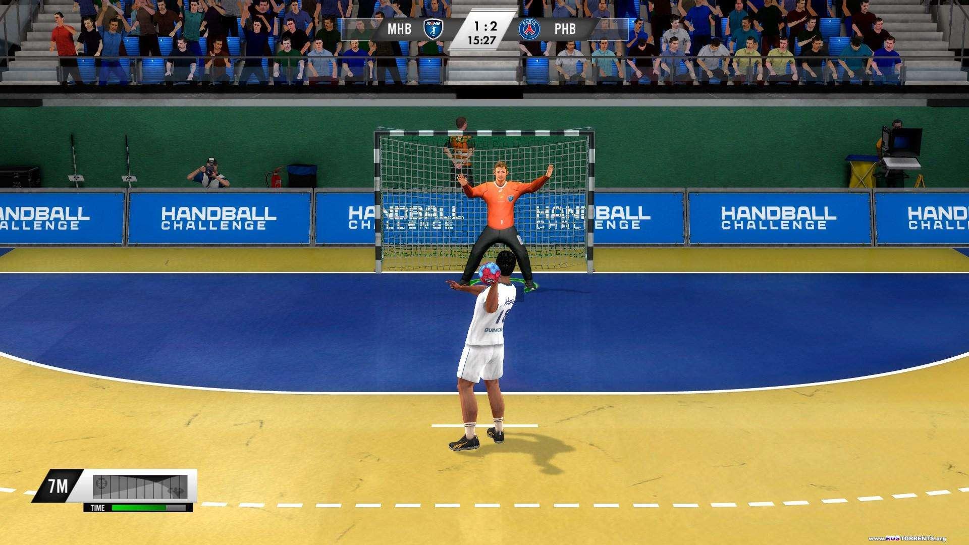 IHF Handball Challenge 14 (v.13.0) | PC | RePack by XLASER