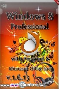 Windows 8 x86 Pro with Program & Microsoft Office | by Romeo1994