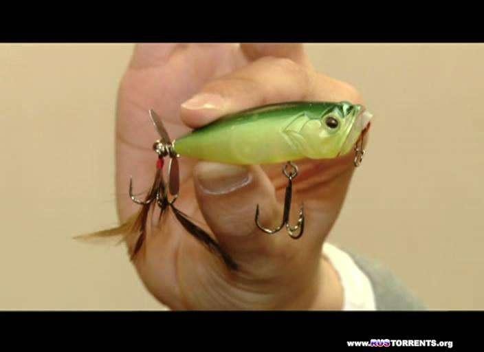 Рыбачьте с нами. Видеоприложение. Выпуск №47 (Июль 2013) | DVDRip