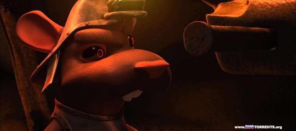 Приключения мышонка | BDRip-AVC | Лицензия