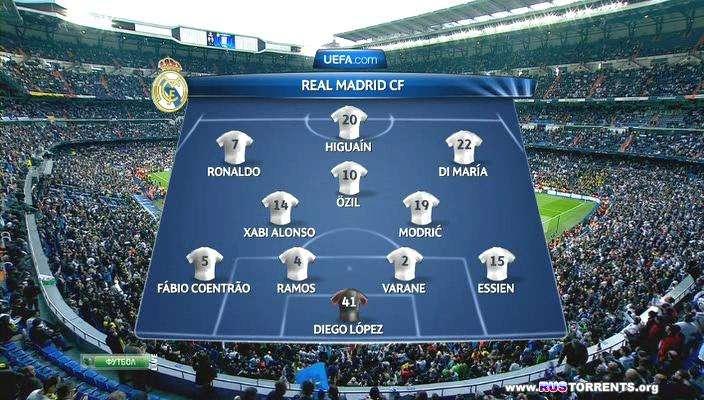 Лига Чемпионов 2012-13 | 1/2 финала | Ответный матч | + Превью | Реал М (Испания) - Боруссия Д (Германия) | НТВ+ | HDRip