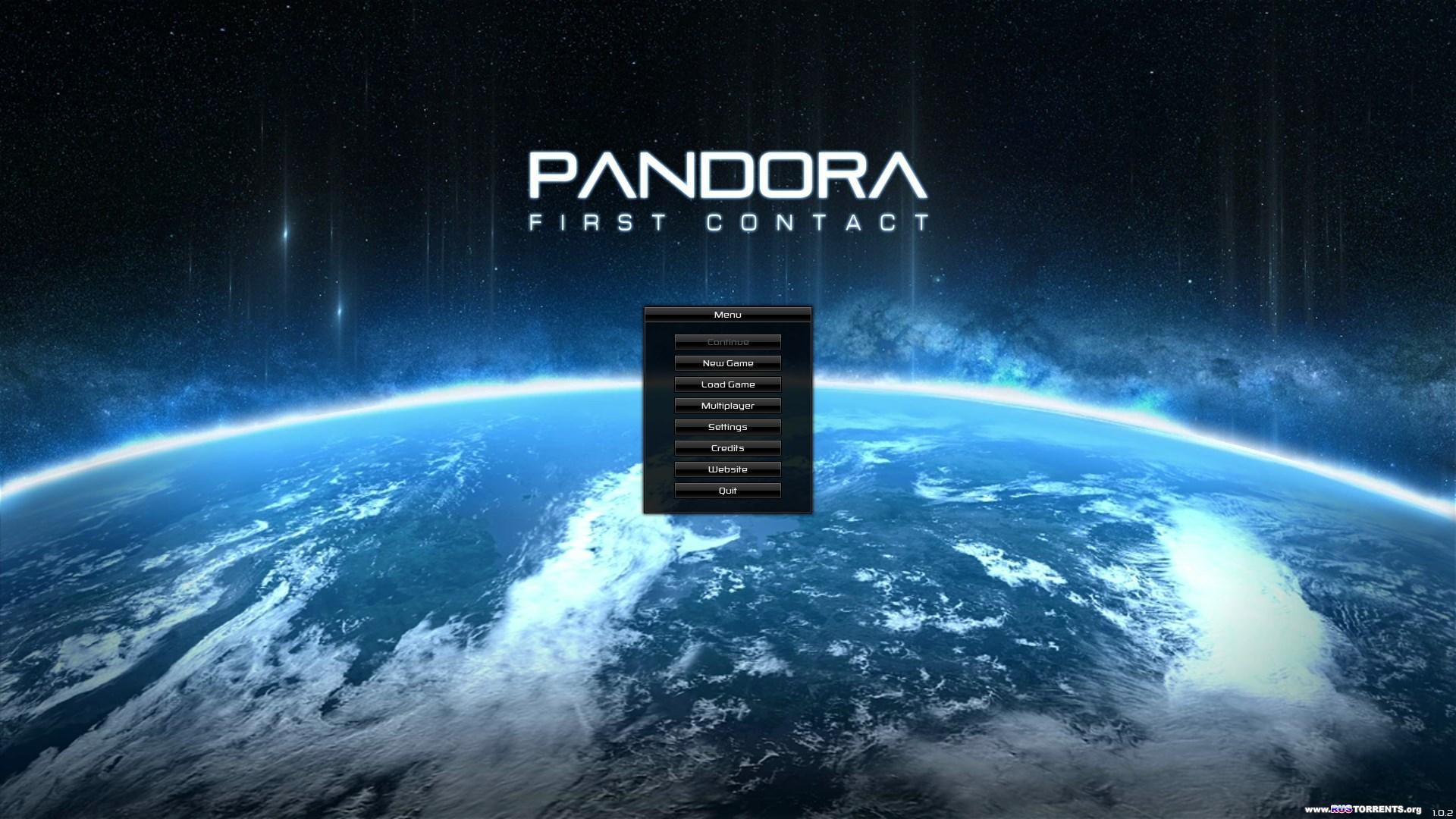 Pandora First Contact [v.1.02]   RePack �� Redzz