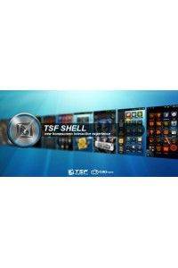 TSF Launcher 3D Shell v3.7 | Android