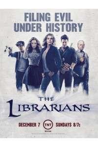 Библиотекари [01 сезон: 01-10 серии из 10] | WEB-DL | LostFilm