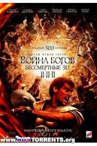 Война Богов: Бессмертные | BDRip 1080p | 3D-Video | halfOU