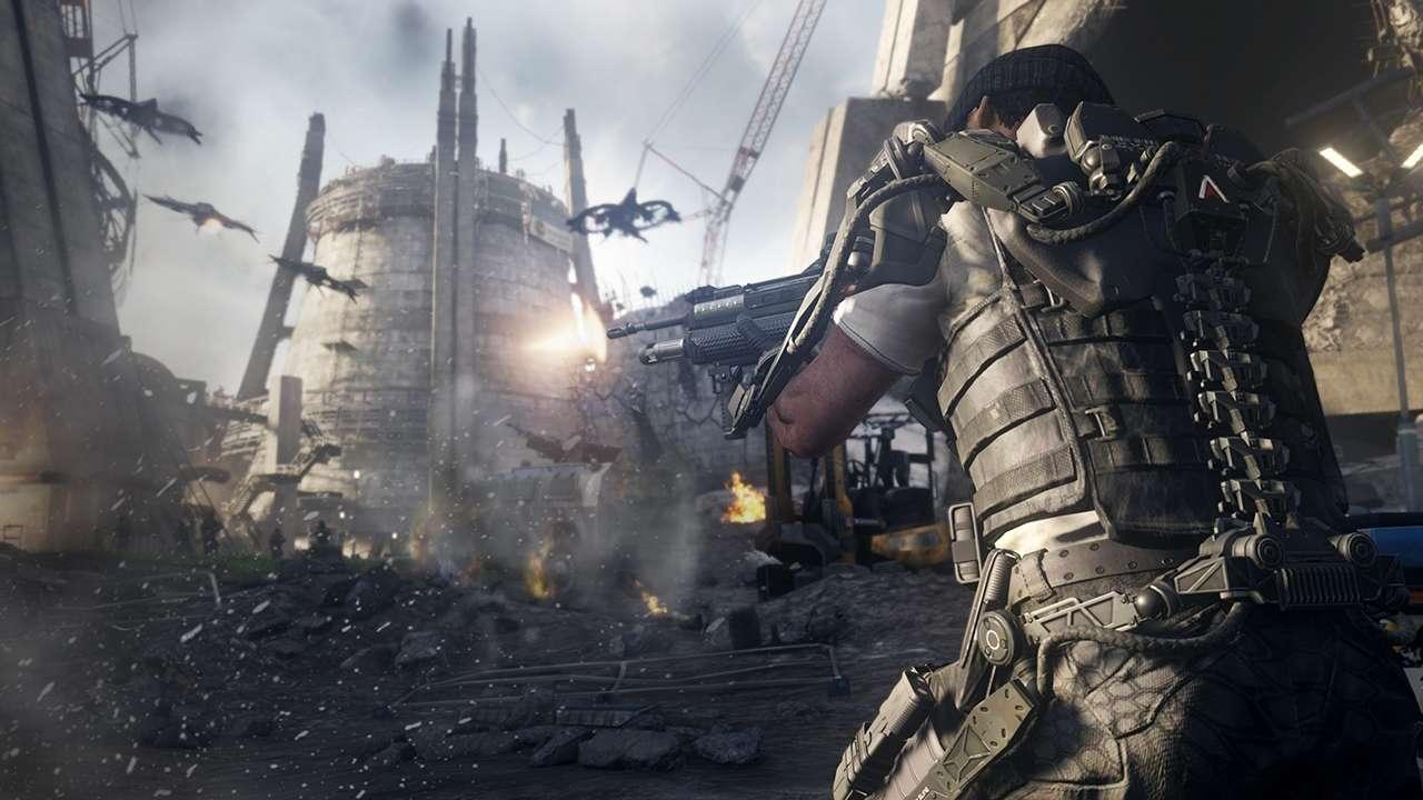 Call of Duty: Advanced Warfare - Digital Pro Edition | PC | Steam-Rip от DWORD