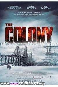 Колония | DVD9 | Лицензия