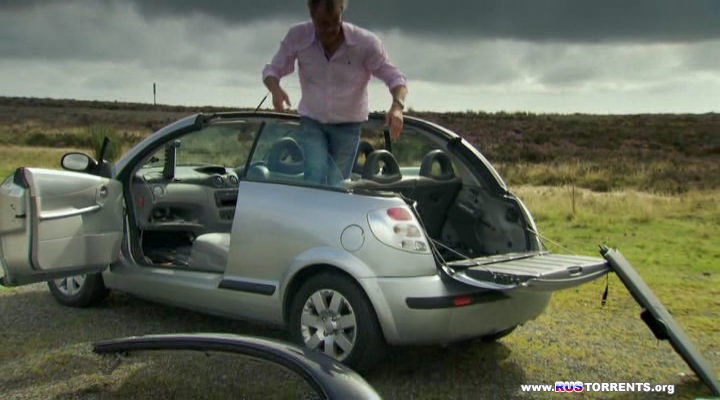 Топ Гир - Худший автомобиль во всемирной истории | BDRip | AlexFilm