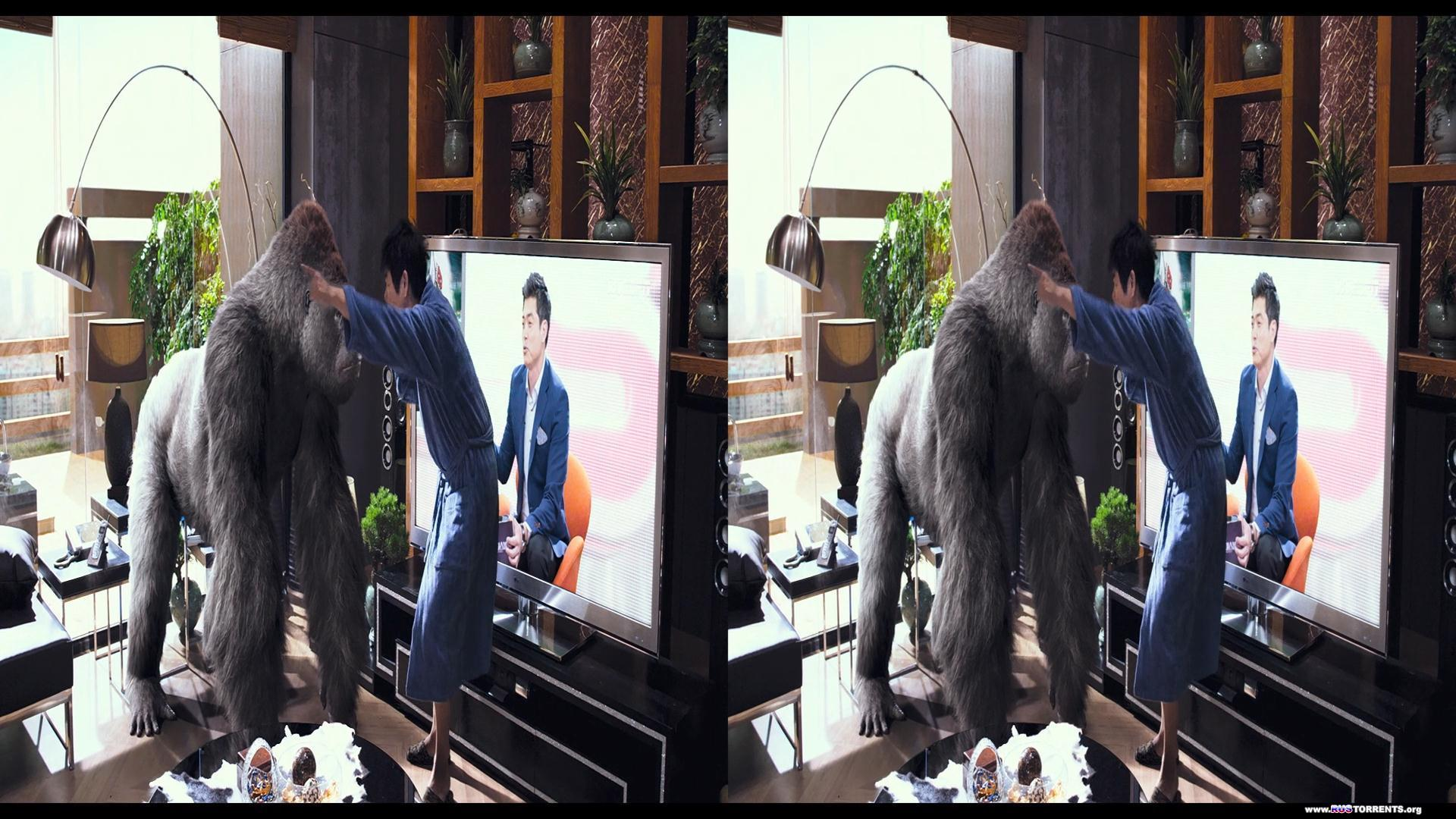 Мистер Гоу | BDRip 1080p | 3D-Video | HSBS | L1