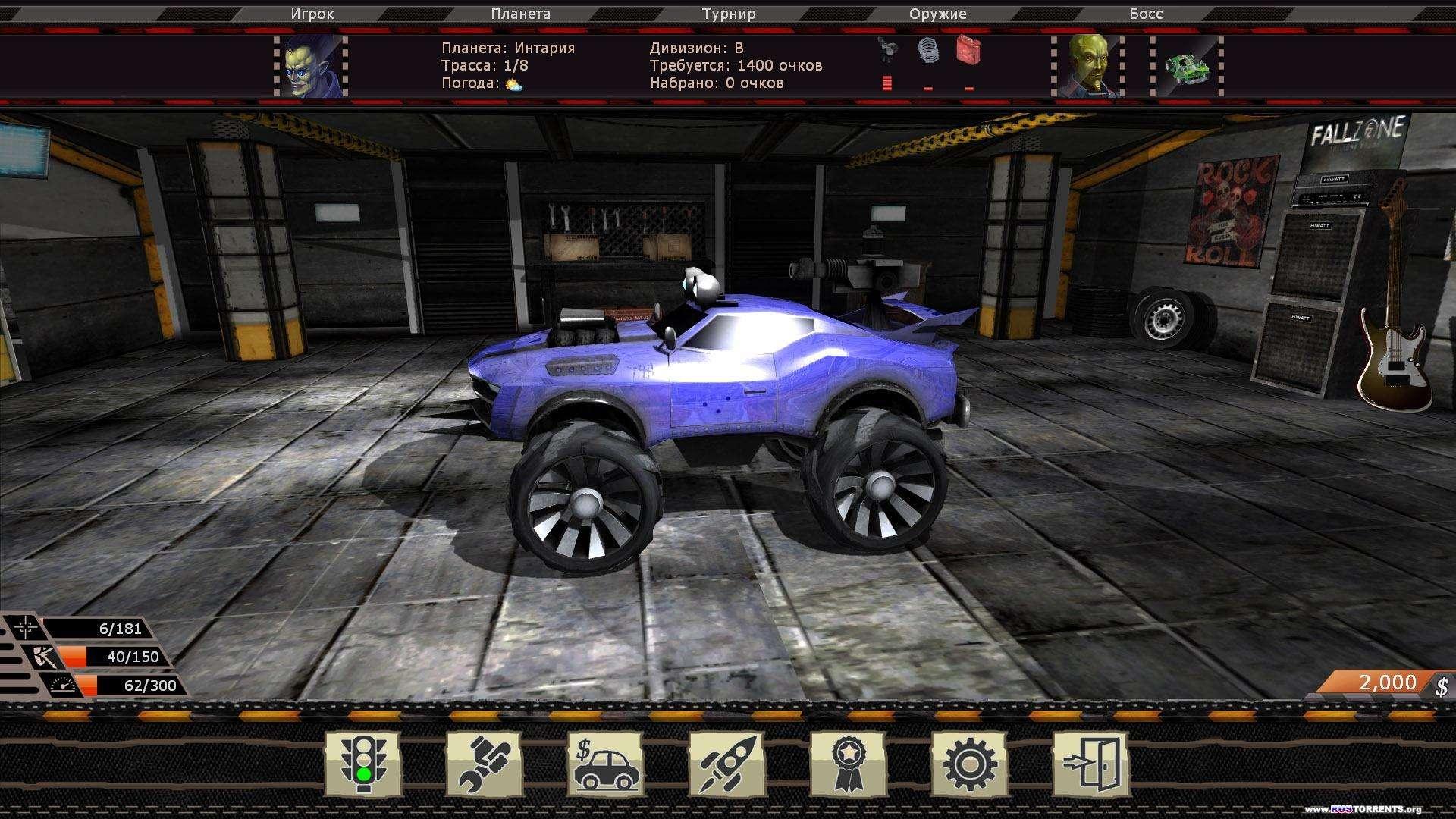 Motor Rock | PC | RePack �� R.G. ��������
