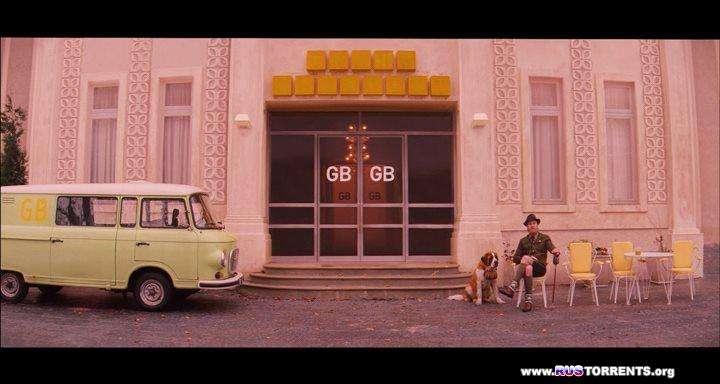 Отель «Гранд Будапешт» | HDRip | Лицензия