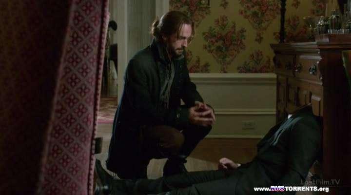 Сонная лощина [01 сезон: 01-13 серии из 13] | WEB-DLRip | LostFilm