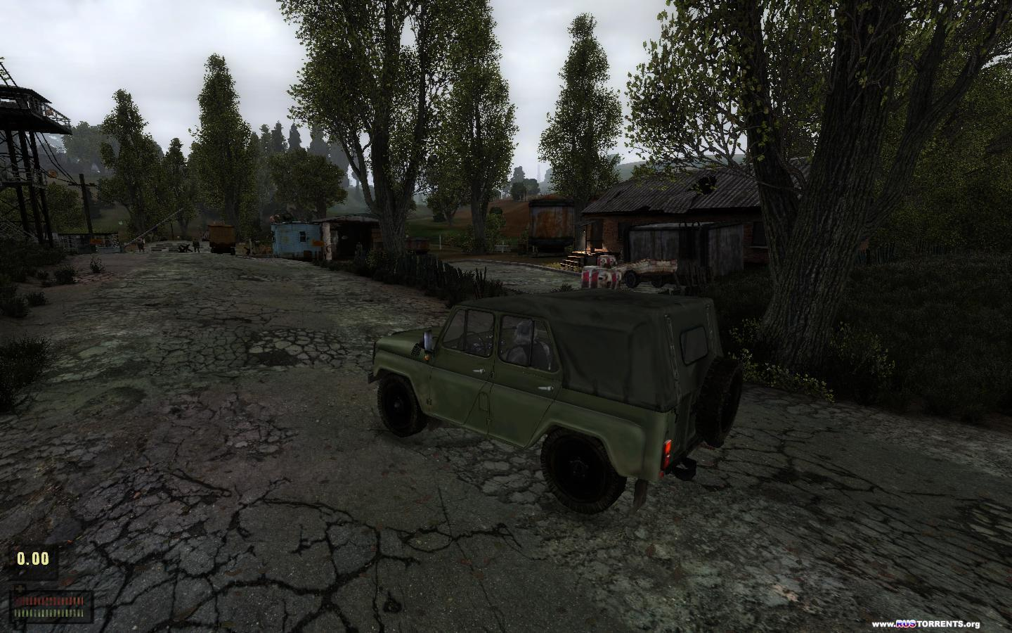 S.T.A.L.K.E.R.: Shadow of Chernobyl - Lost World Origin | PC | RePack by SeregA-Lus