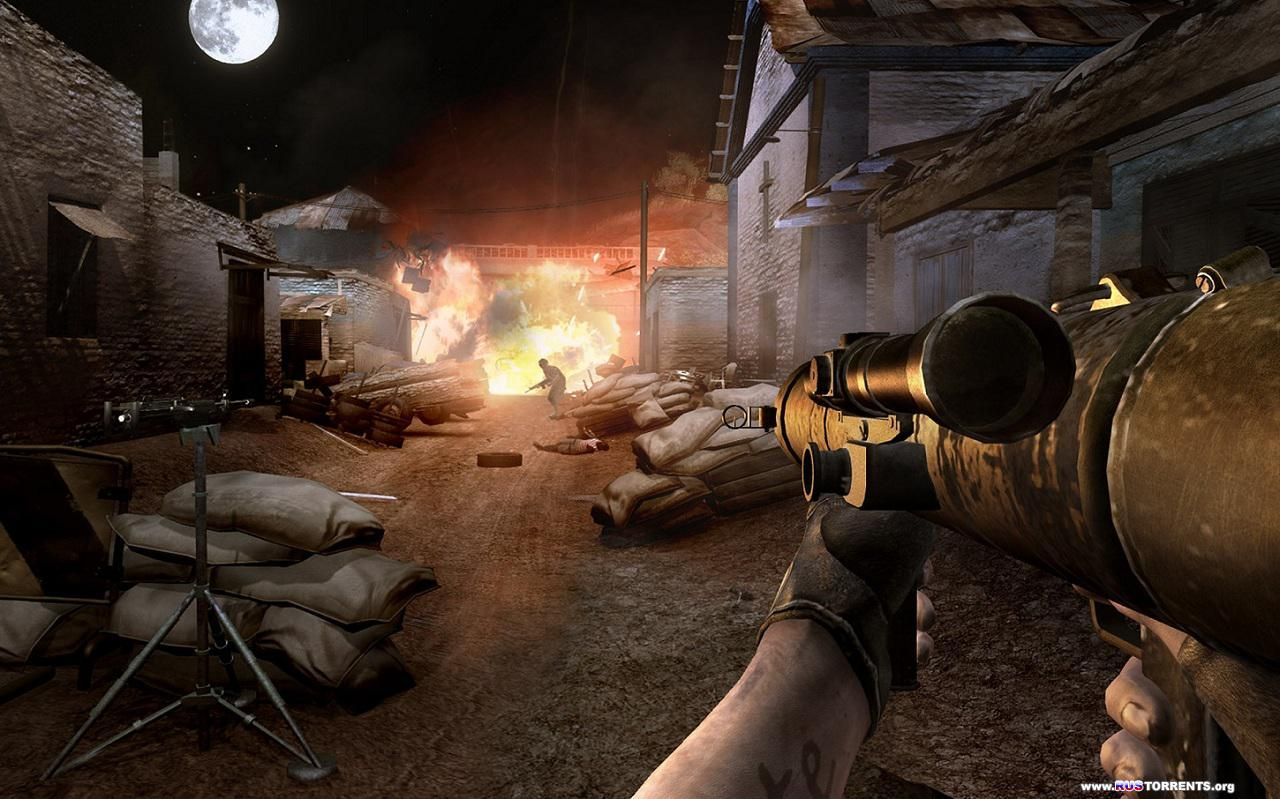 Far Cry 2 (+ DLC The Fortune�s Pack v.1.03) / RePack