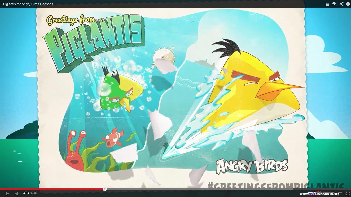 Angry Birds Seasons: Abra-Ca-Bacon | Android
