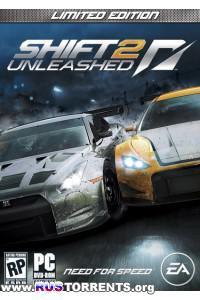 Need For Speed Shift 2 Unleashed | PC | RePack от R.G. Catalyst