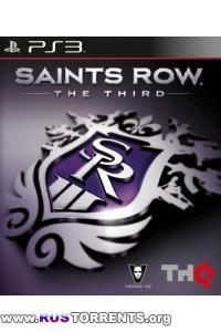 Saints Row: The Third - The Full Package | Лицензия | PS3