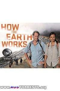 Discovery. Как устроена Земля | [01-08 из 08] | HDTVRip
