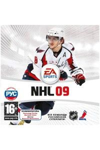 NHL 09 | PC | RePack от R.G. Repacker's