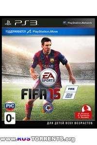 FIFA 15 | PS3 | RePack
