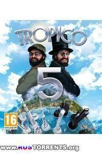 Tropico 5 [v 1.10 + 14 DLC] | PC | RePack от xatab